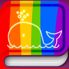 Coloring_Book_Plus_Vol_3 iOS App for iPhone and iPad