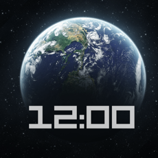 Earth_Clock_Plus iOS App for iPhone and iPad