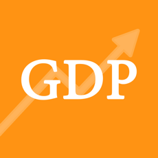GDP Calculator iOS App for iPhone and iPad