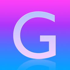 Gradient Image Generator iOS App for iPhone and iPad