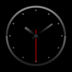 Wall_Clock_Plus iOS App for iPhone and iPad