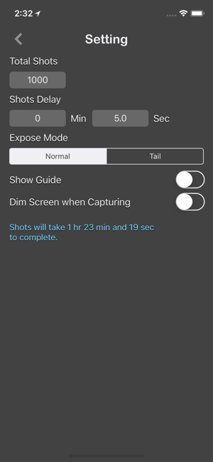 Shutter Cam Plus iOS App for iPhone and iPad