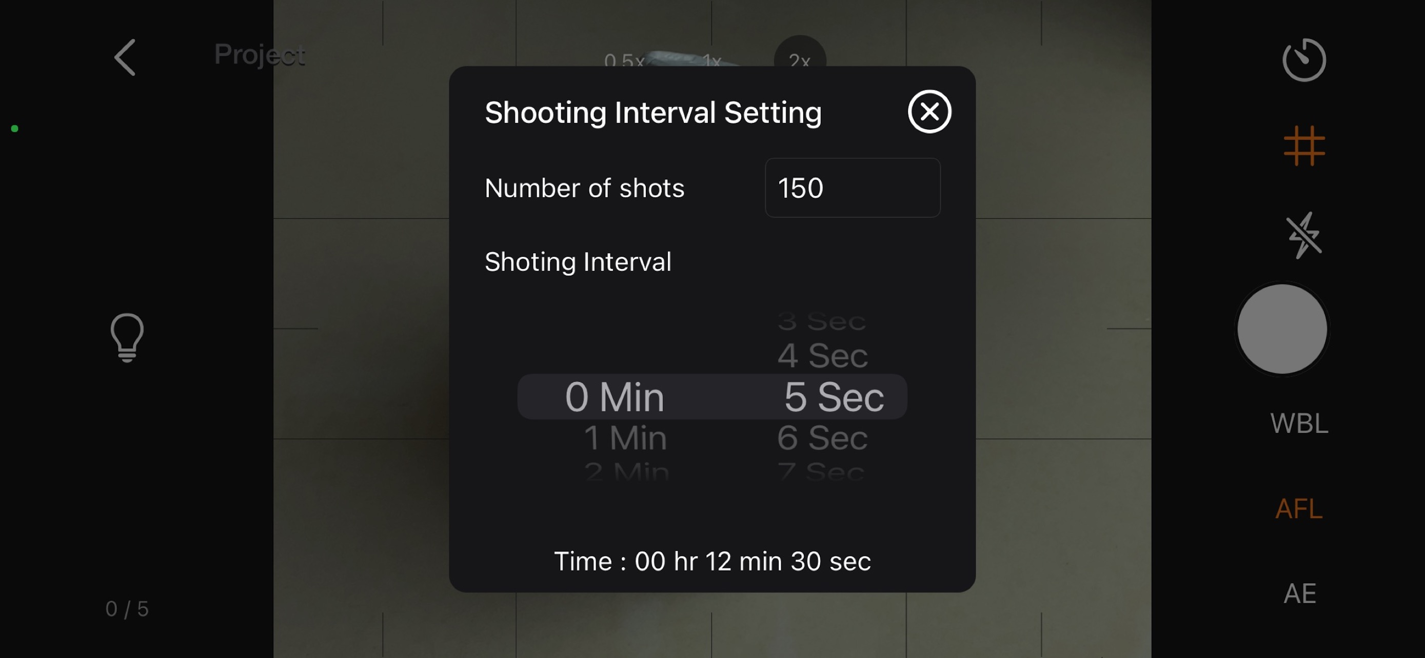 Time Lapse Plus iOS App for iPhone and iPad